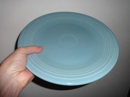 FIESTAWARE blue dinner plate fiesta - $11.00