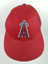 Team MLB Youth OC Sports Atlanta Braves A Logo Red Cap Hat - $9.59