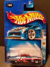 2003 Hot Wheels #194 Roll Patrol - Fish'D & Chip'D - C1373 - $4.70