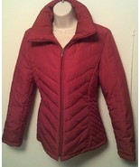 IB DIFFUSION ~ Women's Medium Insulated Winter Coat Jacket Removable Hood - $29.68