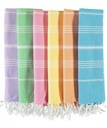 Padishah Home, XL Turkish Towels ,Beach Bath Gym Pool Yoga 39'' X 70, SE... - $59.99