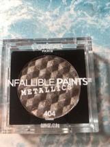 L'Oreal Infallible Paints Metallic Eyeshadow - 404 Caged (2) - $6.44