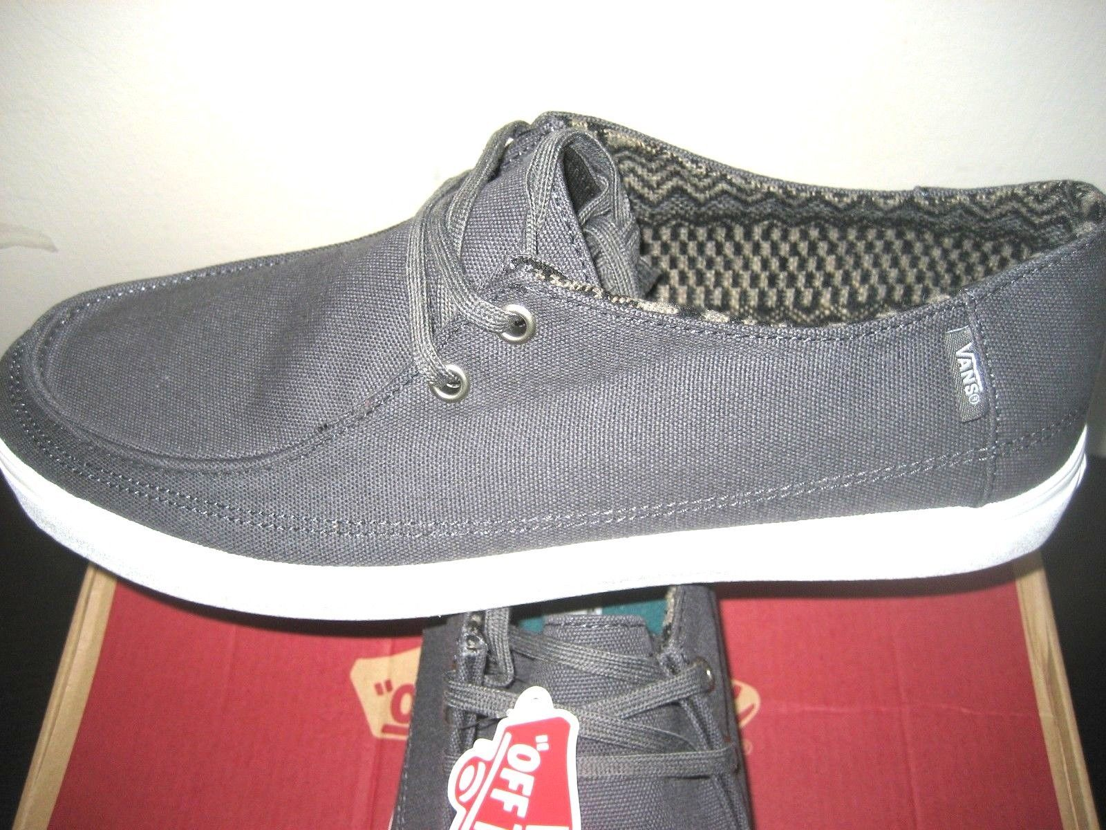 2bedfa4210 Vans Mens Rata Vulc SF Asphalt Grey and 50 similar items