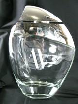 """GIANT 12"""" FACTICE AV ADRIENNE VITTADINI PERFUME BOTTLE DISPLAY Rare!! - $79.99"""