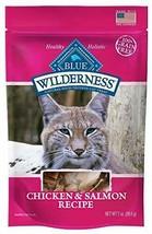 Blue Buffalo Wilderness Chicken & Salmon Cat Treats - $19.99