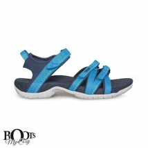 TEVA TIRRA DASH BRIGHT BLUE WALKING HIKING SPORT WOMENS SANDALS SIZE US ... - $59.99