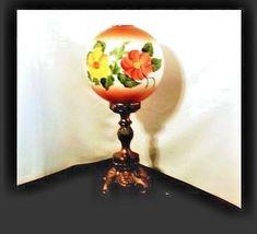 Antique Lamp with Globe AB 343 image 5