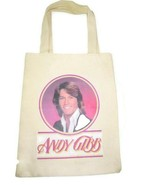 "Vintage ANDY GIBB BEE GEES Baby Carry Bag 16 X 12"" Purse Bookbag 1970's!... - $20.57"