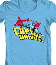 Captain Universe T Shirt retro Marvel Comics vintage 70s Micronauts graphic tee image 2