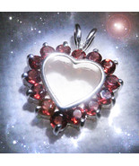 HAUNTED NECKLACE 12,000X TWIN FLAME ENHANCE YOUR CONNECTION MAGICK POWER  - $157.77
