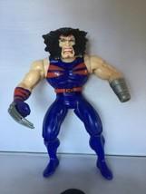 Marvel X-Men Age Of Apocalypse Series Wolverine Action Figure 1995 Toy Biz A - $4.94