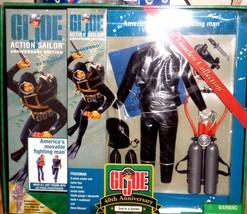GI Joe- 40th Anniversary  #2 in Series Action Sailor [Frogman]  - $129.95