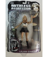 WWE Ruthless Aggression Series 34 Lilian Garcia wrestling figure - New - $26.00