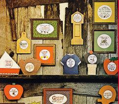 Cross Stitch Just The Right Mini Jill Thomas - $5.00