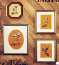 Cross Stitch This Is Woodland Treasures - $3.95