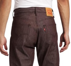 NEW NWT LEVI'S 501 MEN'S ORIGINAL FIT STRAIGHT LEG JEANS BUTTON FLY 501-1406