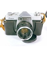 Kowa SE 35mm Camera 50mm f 1.9 Lens With Carrying Case - $35.70
