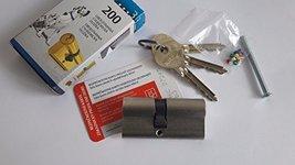 FAB 200 RS (Assa Abloy).High Security Euro Cylinder Door Lock (50/50) - $81.70