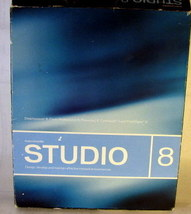 Macromedia Studio 8 - $22.99