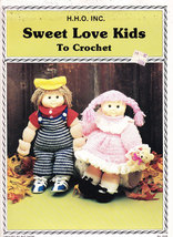 CROCHET SWEET LOVE KIDS TO CROCHET - $0.00
