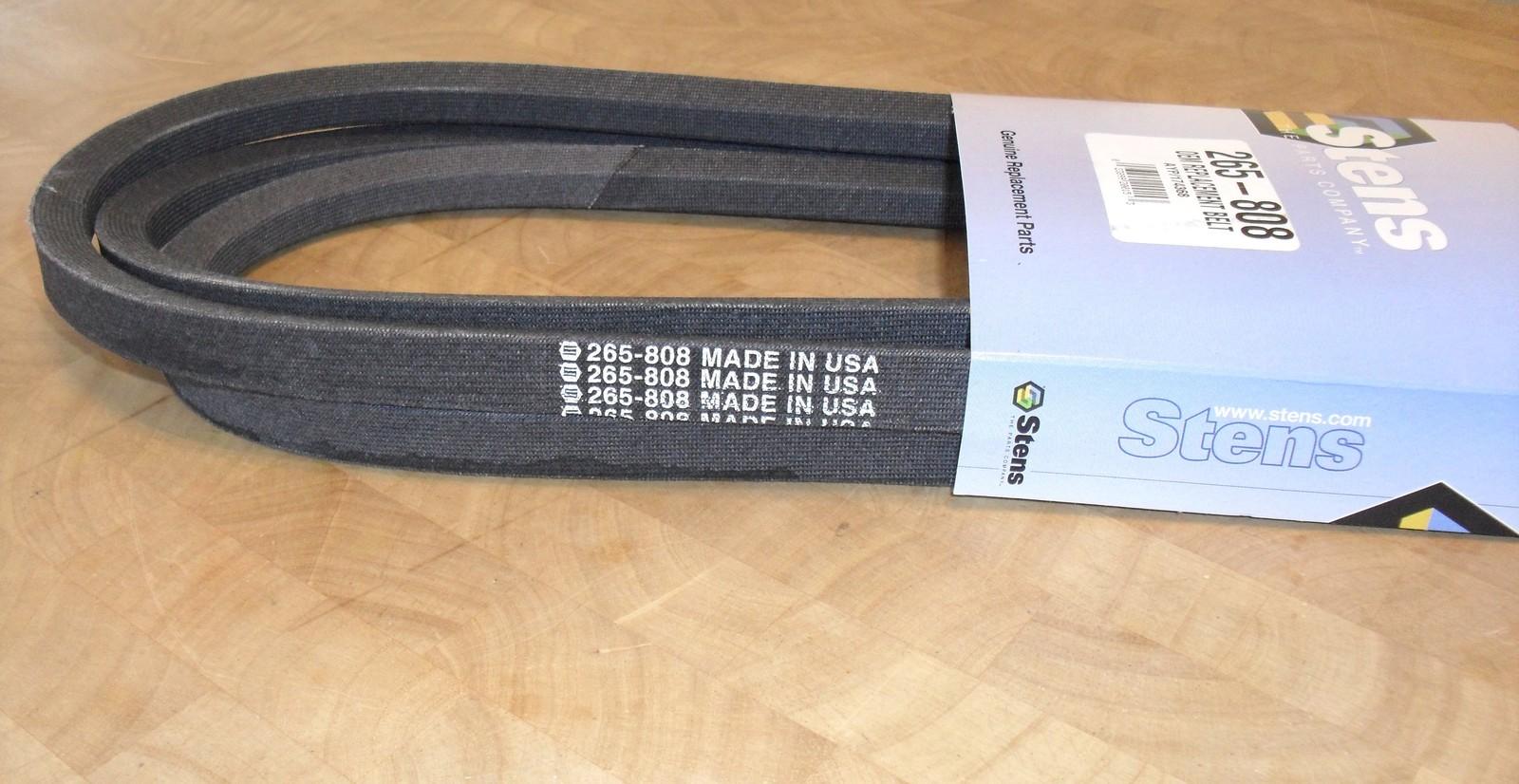 AYP Sears Craftsman PTO lawn mower belt 174368, 33907, 251160, 275010, 275011