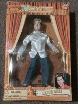 2000 Living Toyz NSync Marionette Lance Bass Doll! New! - $22.99