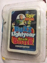 Toy Story 2 Buzz Lightyear Brain Buster 2000 Cereal Promo NEW Factory Se... - $2.96