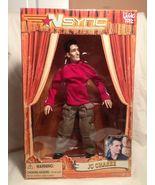 Nsync Living Toyz Doll JC Chasez - BRAND NEW - $22.99