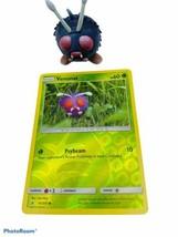 """Pokemon Tomy Venonat CGTSJ Vintage Authentic Nintendo Genuine 2"""" Figure - $11.30"""