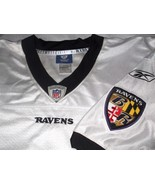 """NFL Baltimore Ravens Jersey Reebok Add """"your name and number"""" 54 3X NWT... - $19.99"""