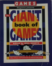 The Giant Book of Games by GAMES Magazine - $5.00