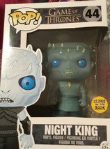 Funko Night King GOT  Glow In The Dark VAULTED, Winter Is Gone 10% To Ch... - $29.70