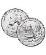2017 P- D.C. Frederick Douglass Quarter Uncirculated - $3.79
