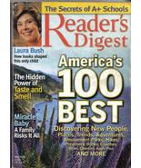 READER'S DIGEST MAY 2005-Laura Bush;America's 100 BEST PLACES,PEOPLE,PAR... - $3.97