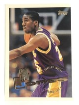 Eddie Jones 1995 Topps #132 Los Angeles Lakers NBA Basketball Card - $1.39