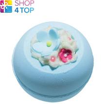Cotton Flower Bath Blaster Jasmine Geranium Bomb Cosmetics Handmade Natural New - $5.83