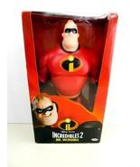 "Disney Pixar Incredibles 2 Mr. Incredible 12"" Action Figure Jakks Pacific - $11.87"