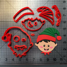 Christmas - Elf 100 Cookie Cutter Set - $6.50+
