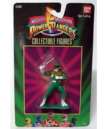 "Mighty Morphin Power Rangers~Bandai~2300~Green~Tommy~3"" Figure~1993~MIP~ - $14.00"