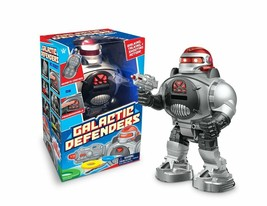 GALACTIC DEFENDERS - I/R Infrared Remote Control ROBOT - $37.33