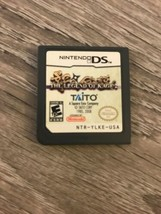 The Legend of Kage 2 (Nintendo DS, 2008) Game Only - $7.49