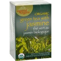 Uncle Lee's Imperial Organic Green Tea with Jasmine - 18 Tea Bags - $11.24