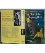 Nancy Drew #16 The Clue of the Tapping Heels 2n... - $12.99