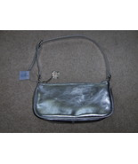 Victoria's Secret Metallic Silver Purse Handbag Tote Bag - $10.00