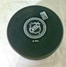 EVGENI MALKIN / AUTOGRAPHED PITTSBURGH PENGUINS LOGO NHL HOCKEY PUCK / COA image 3