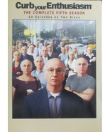 Curb Your Enthusiasm: The Complete Fifth Season (DVD, 2006, 2-Disc Set) - $17.81