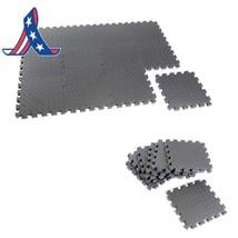 Cap Barbell Equipment Mat Anti-Microbial 12-Piece Puzzle Mat (12 X 12 X ... - $344,70 MXN