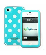 Kate Spade New York Phone Cover For iPhone 4 Hard Shell Case Polka Dots ... - $9.89
