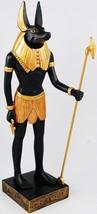 Anubis Statue Egyptian New - $54.95