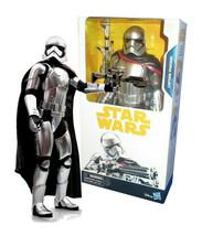 """Star Wars The Last Jedi Captain Phasma 12"""" Figure New in Box - $16.88"""